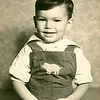 First Birthday Portrait? If so, January 7, 1938--San Francisco