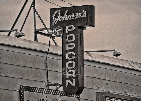 Johnson PopCorn
