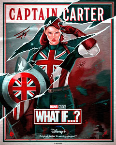 Captain Carter - What If