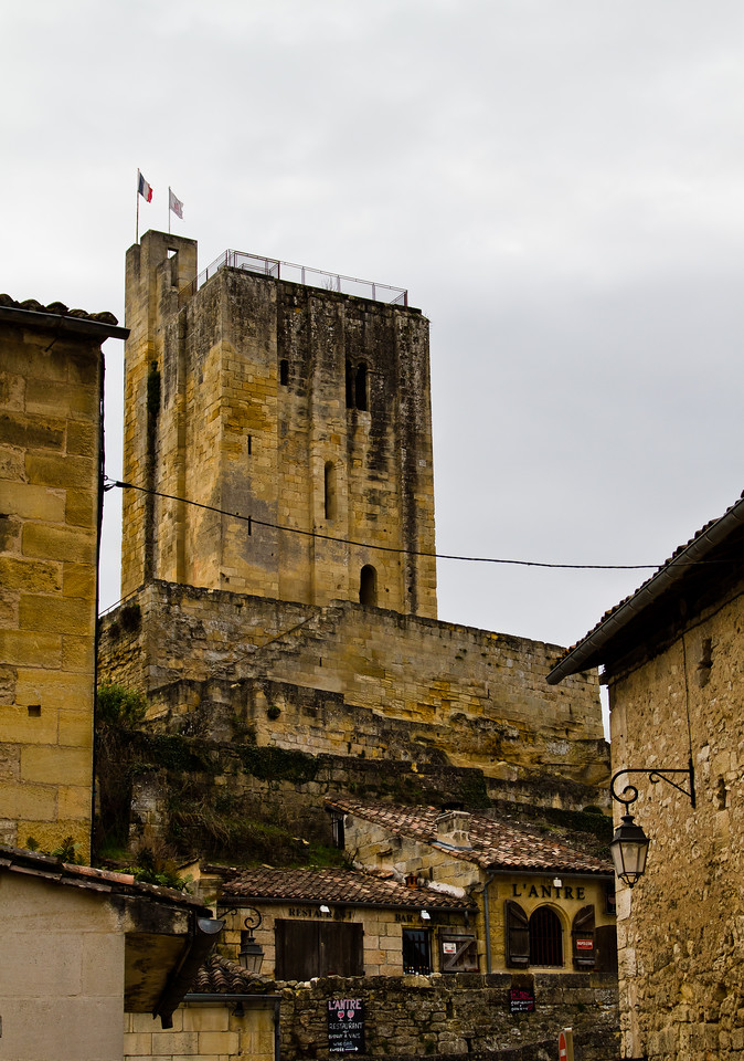 Medieval village of Saint-Emilion, Bordeaux. Even though I'd been told by many people that have visited Saint-Émilion just how quaint and historic the village is, I still wasn't prepared. You can walk the entire village in just a few hours, but visiting all the 1er and 1er Grand Cru Classe vineyards, well, that could take a week or two; perhaps more. One of the most special places in the winegrowing world, to be sure.