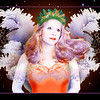 Holiday Angel ~2nd place winner in the Wiley Publishing Holiday Card Showdown~