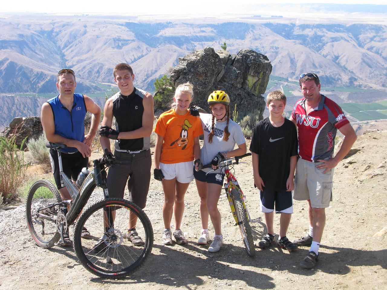 Butte Mt Biking. 2008