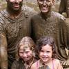 Family Mud Portrait
