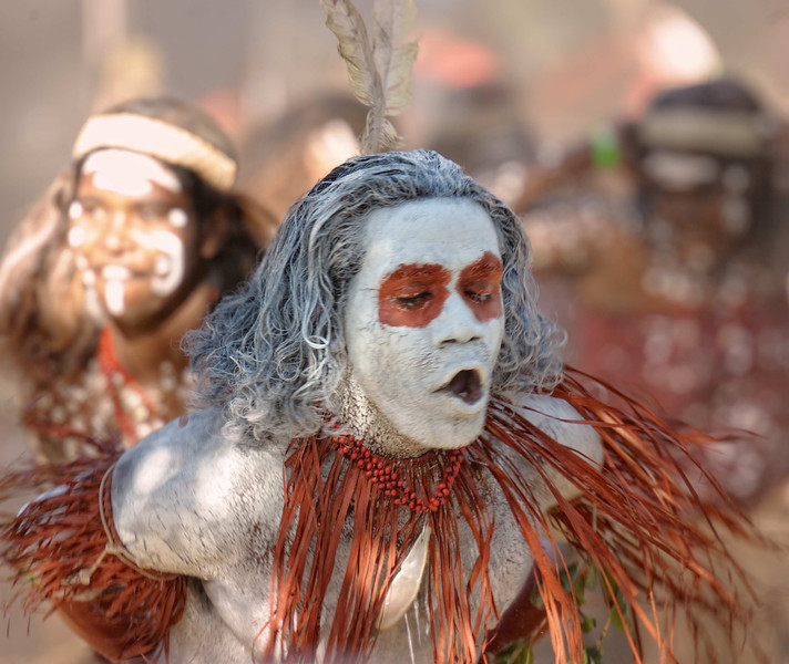 Laura aboriginal dance festival and rock art trek
