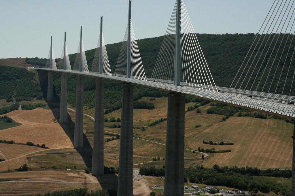 Millau bridge - built by an Englishman