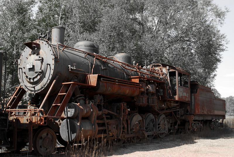Old Steam 401