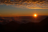 Sunrise from Haleakala...