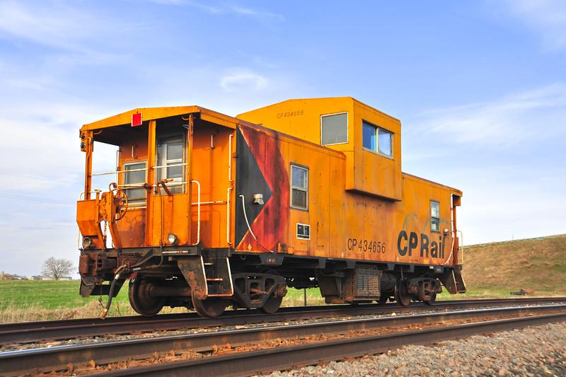 CP Caboose -  02