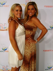 Stacy & I - Paramount Studios - World Peace Gala