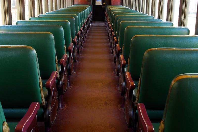 Railroad Coach - 02