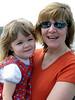 What makes life worth living: Mom and Sarah at Guajataca, PR