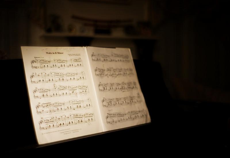 Waltz in B Minor
