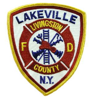 LVFD Patch small