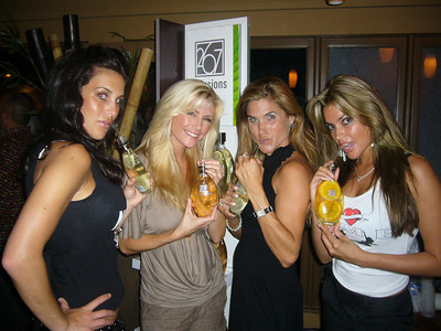 Playboy Golf VIP Party - Steph, Brandie, Amey & Monica