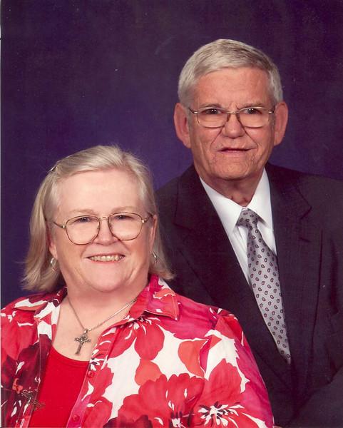 John and Pat 2008
