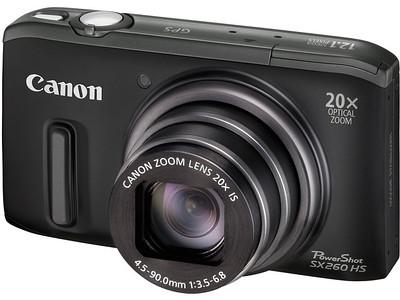canon sx260