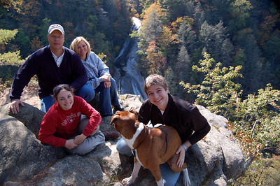 South Harper Creek Falls 04 2008