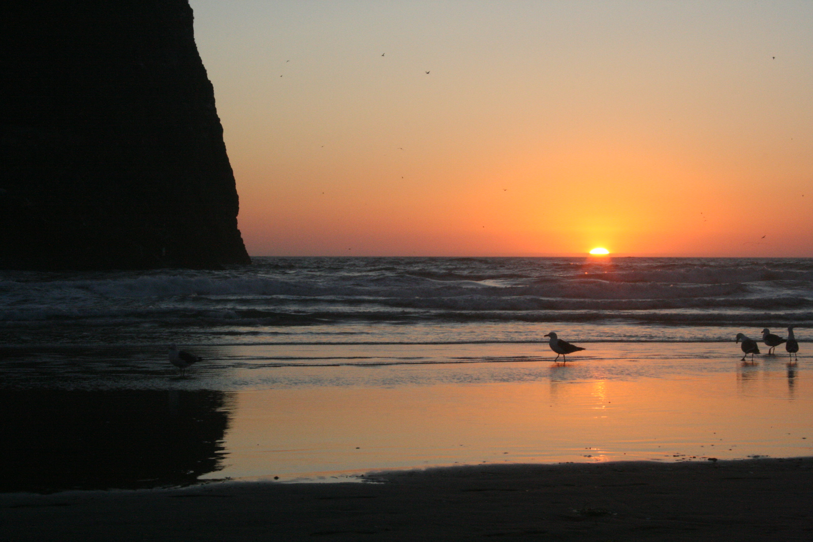 Haystack Rock, Cnon Beach OR