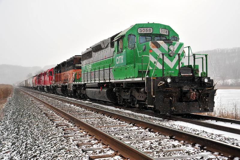Winter Train - 04