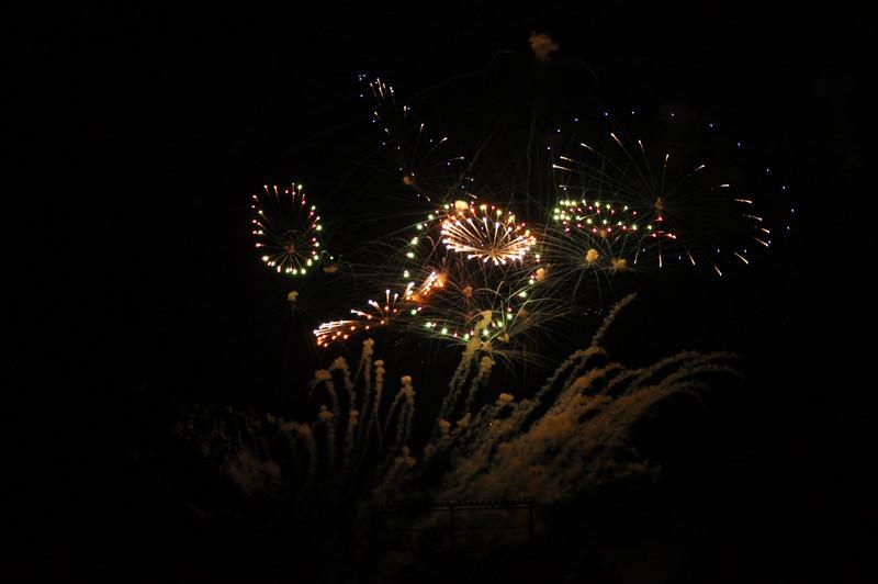PENN STATE  4TH FEST  FIREWORKS 2010