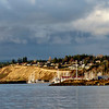 Port Townsend in the morning