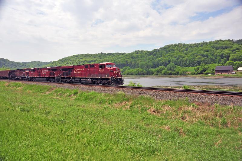 CP Train - June 2014 - 01