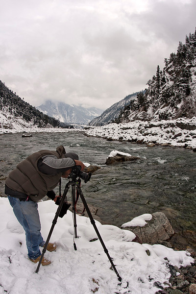 "Behind The Scene, Kalam, Swat valley "" North west Pakistan"""