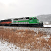 Winter Train - 01