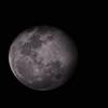 A moon shot from December 2008.