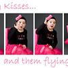 Kensley Blowing Kisses Storyboard