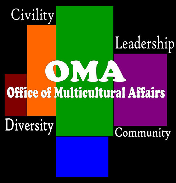 OMA Logo Black