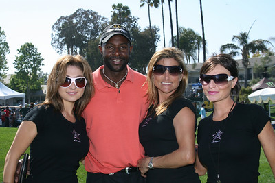 ATeam w- Jerry Rice @ Stan Humphries Golf Invitational 2007'