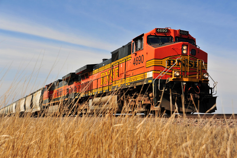 BNSF near Willmar, MN