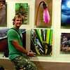 This image was printed in Nature's Best magazine and through the magazine's associations with the Smithsonian Museum Of Natural History in Washignton D.C. I  was fortunate enough to have my photo on display there! One of my best accomplishments to date, here I am very proud and excited next to my image in the Smithsonian in D.C.