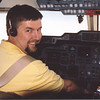 2002. Me flyin' high on the way home from Los Angeles.