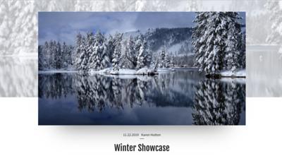 WinterShowcase