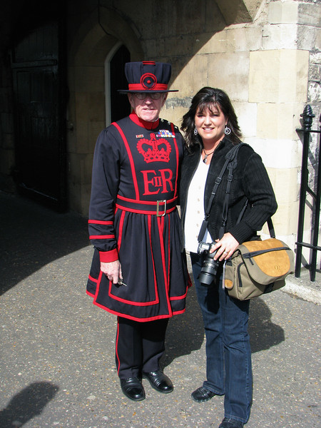Yeoman at Tower of London 2008