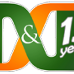 new logo black 15 years