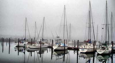 6 Boats HDR