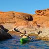 kayaking at sand hollow