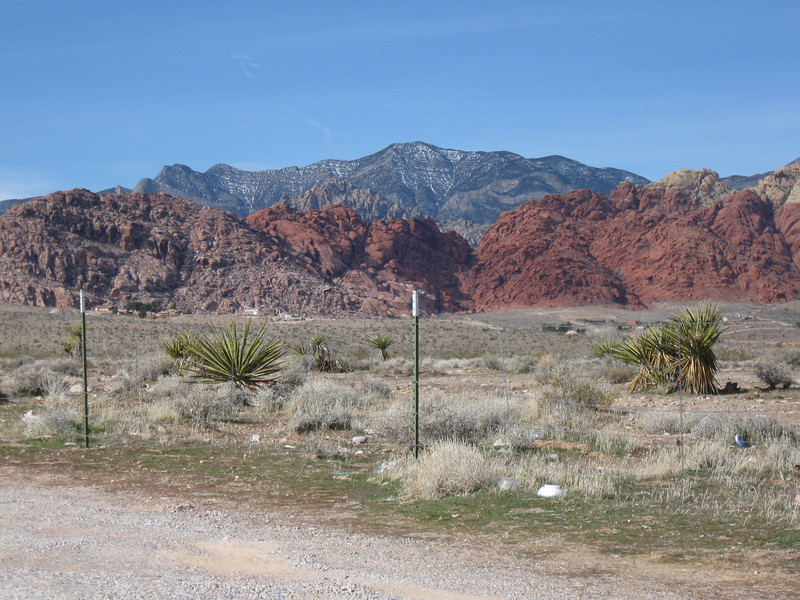 RED ROCK CANYON RESORT AND CASINO area