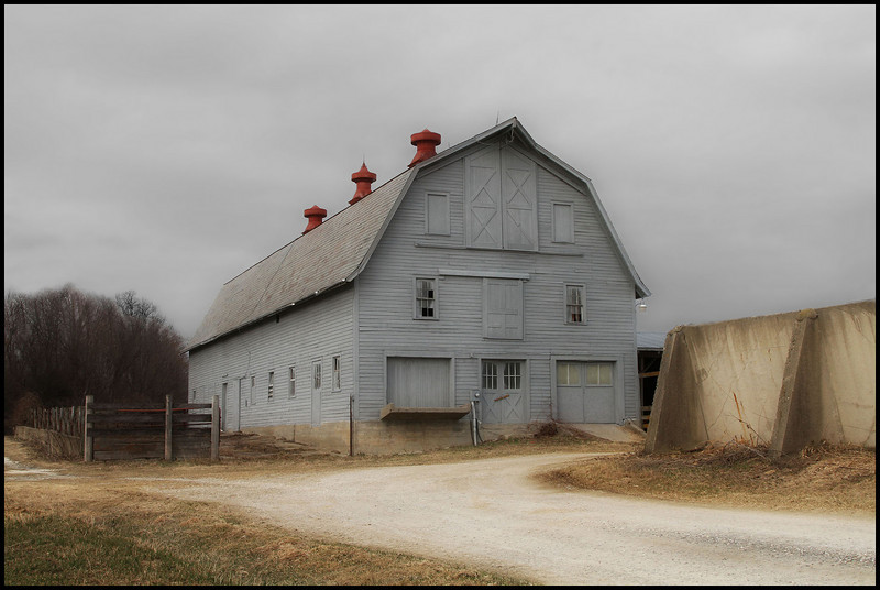 Nice big barn in Weybridge,Vt.
