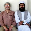 With Dr. Mir Hosman, Wardak, Afghanistan, June, 2005