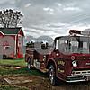 HDR firetruck