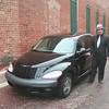 My 2002 PT Cruiser Limited in Old Town, Wichita, Kansas. Summer, 2002.