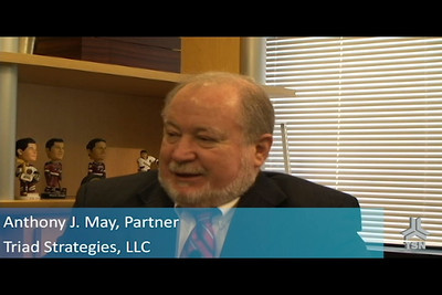 Triad Strategies' Tony May sat down with David W. Patti, President and CEO of the Pennsylvania Business Council and discussed the impact of legal reform on Pennsylvania's economy - February 9, 2011 - Part 4 of 6 - On Products Liability and Innocent Seller