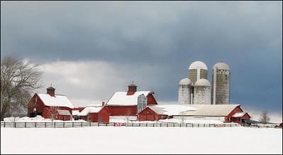 Conor Farm -Bridgeport, Vt.