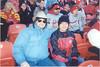 Me & Bennie at Chiefs Game 1, December, 2002.