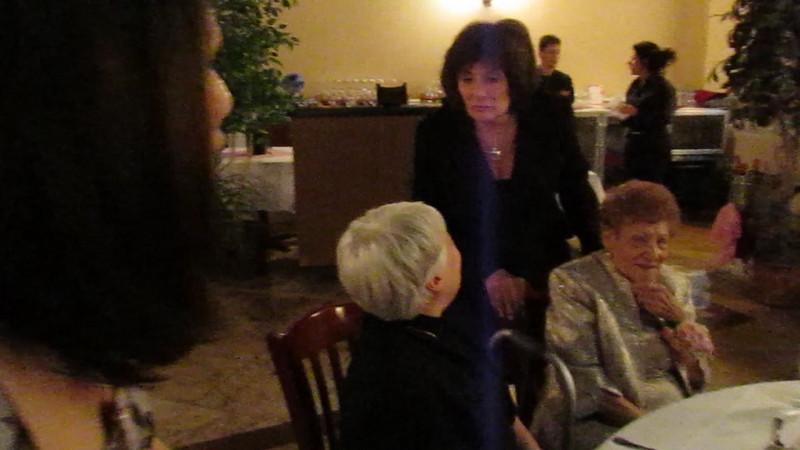 video of grandma russo and opera singer