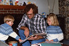 Clint reads to the kids065